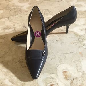BNWT Amalfi Leather Heels